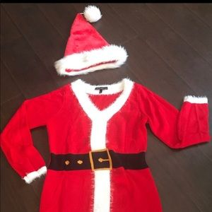 Sweaters - Santa Dress and Hat